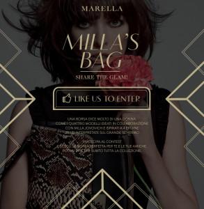 Concorso Milla's Bag