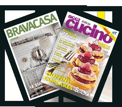 Abbonamenti gratis a riviste con omino bianco campioni for Rcs riviste