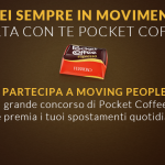 Concorso Pocket Coffee Moving People
