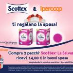 Buoni Spesa Scottex Ipercoop