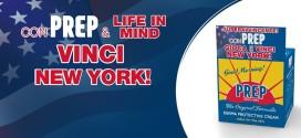 Vinci New York con Prep