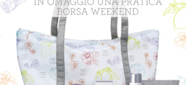 English Garden: in omaggio una borsa weekend