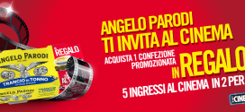 Angelo Parodi ti invita al cinema