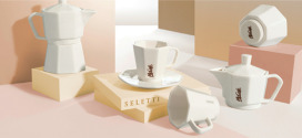 Servizio da caffè Seletti in regalo da McDonald's