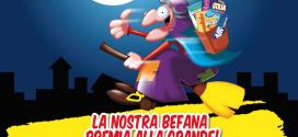 La Befana porta in dono buoni acquisto da 100 e 1000 €uro!