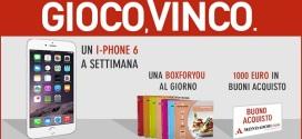 Concorso Mondadori: vinci un iPhone 6 e altri premi ogni giorno