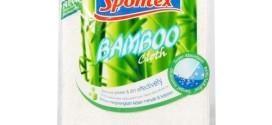 Testa Strofinaccio Spontex Bamboo