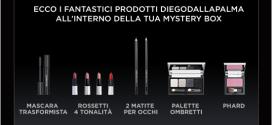 Vinci cosmetici Diego Dalla Palma con Cinquanta Sfumature Di Grigio