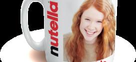 Nutella ti regala una tazza personalizzata
