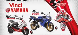Grande concorso vinci Yamaha