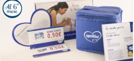 Gratis kit svezzamento Mellin
