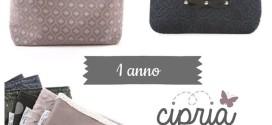 Cipria Cesena: Vinci pochette, clutch o bauletto