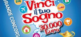 Vinci un sogno da 30.000 €uro, con Bricolife