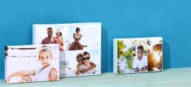 Diventa tester Photobox: gratis fotolibro, foto su tela o 50 stampe