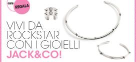 Cosmopolitan regala gioielli Jack&Co
