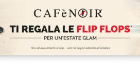Cafènoir: In omaggio le Infradito