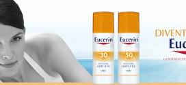 Prova gratis Eucerin Sun Fluid Anti Età