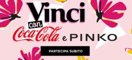 Vinci un outfit Pinko con Coca Cola