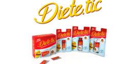 Campioni dolcificante Diete.tic Pocket Eridania