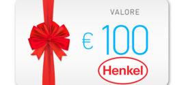 Henkel: Buoni spesa da 100 €uro