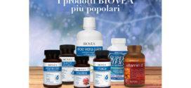 Vinci collezione prodotti Biovea 2016