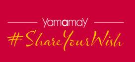 Yamamay #ShareYourWish: Vinci buoni spesa da 100 €uro