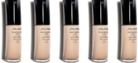 Campione Synchro Skin Glow Foundation by Shiseido