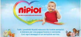 Nipiol: Buoni sconto omogeneizzati
