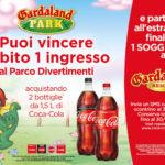 Gardaland Coca Cola