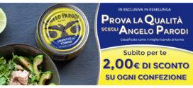 Prova la qualità Angelo Parodi in Esselunga
