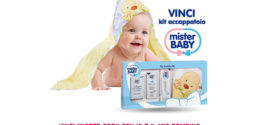 Vinci Kit Accappatoio Mister Baby