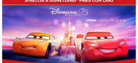 Sfreccia con Disney Cars 3