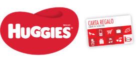 Tornasconto Huggies: Spendi 15 e ricevi 10 €uro
