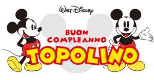 Compleanno Topolino