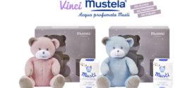 Mustela: Vinci orsacchiotto e profumo