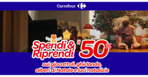 Natale Carrefour