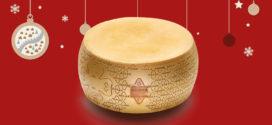 #TuttoIlBuonoDelNatale: Vinci forma di Grana Padano