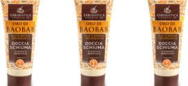 In edicola: Docciaschiuma Oro Di Baobab