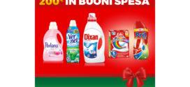 Henkel Winter Plan: 200 €uro in buoni spesa!