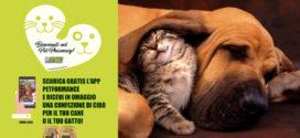 Petformance regala cibo per cani e gatti