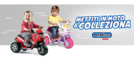 Aptamil regala Mini Ducati o Mini Princess Peg-Pérego
