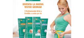 Diventare tester: Trattamenti anti-cellulite Geomar