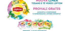 Lipton Provali Gratis: 100% di rimborso