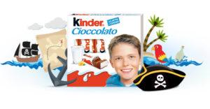 Kinder Personalizzato