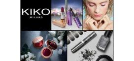 Cosmetici Kiko a prezzi speciali
