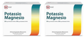 Diventare tester: Matt Ricarica Potassio & Magnesio