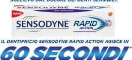 Sensodyne 60 secondi: Vinci fino a 1000 €uro