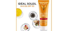 Campione Vichy Ideal Soleil Anti Età SPF 50