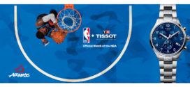 Vinci un orologio Tissot NBA Special Edition