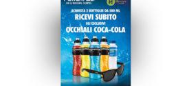 Omaggio: Occhiali Coca Cola
